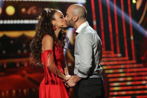 ¡Pero qué besotes se repartieron en esta novena temporada de Nuestra Bel...