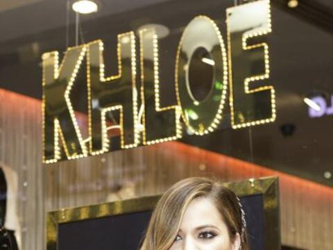 La imagen Khloé Kardashian está en su mejor momento, en contradicción co...