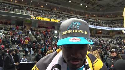 Kevin Norwood, ganador con Alabama quiere volver a la cima con los Panthers
