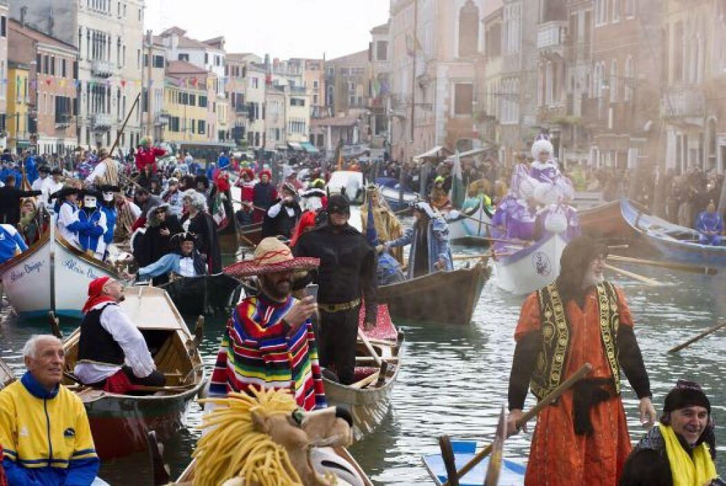 El 4 de marzo, el mejor disfraz del carnaval se verá designado y premiado.