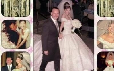 Thalía celebró su aniversario de bodas y su próxima estrella en el Paseo...