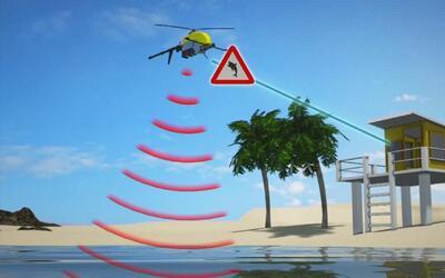 Drones que detectan tiburones, el nuevo plan de Australia para prevenir...