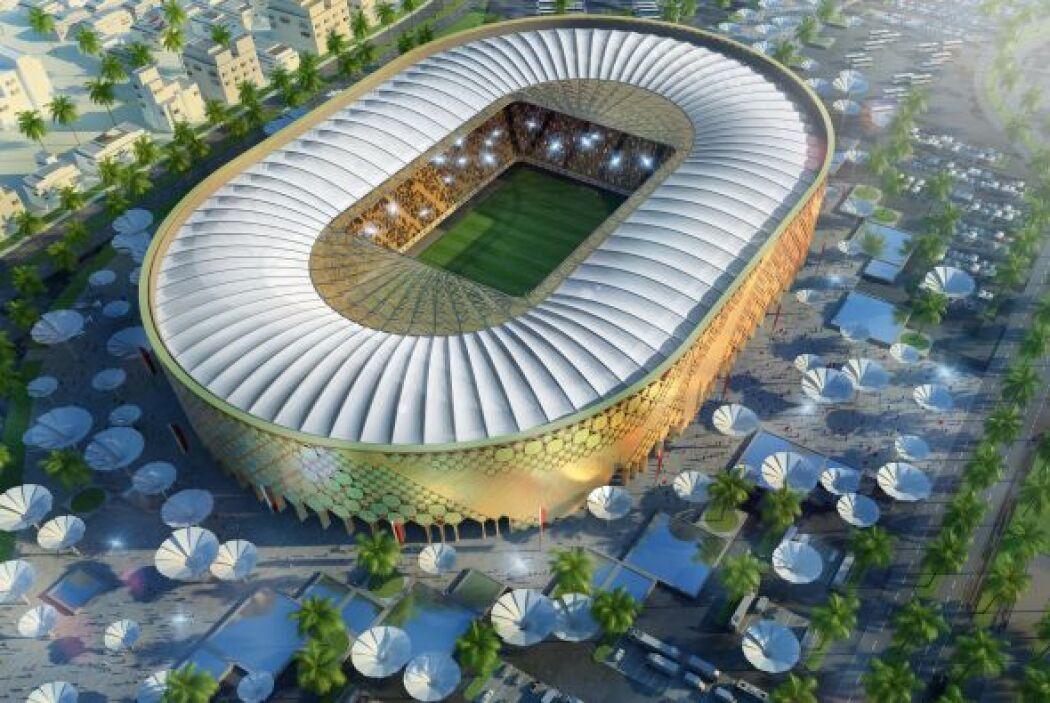 Qatar Univertity Stadium (Doha) es otro de que los que construirán para...