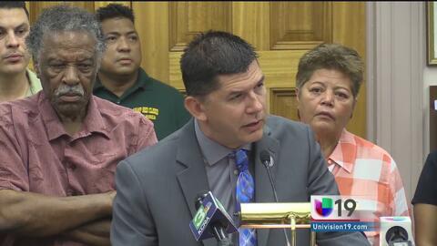 Alcalde de Stockton busca reforzar la seguridad