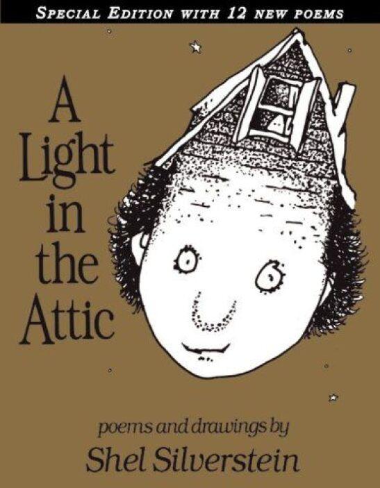 A LIGHT IN THE ATTIC - Una luz en el ático fue el primer libro para niño...