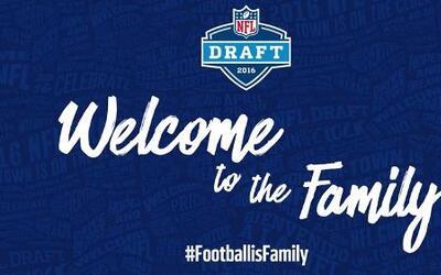 Las orgullosas familias del Draft 2016 de la NFL