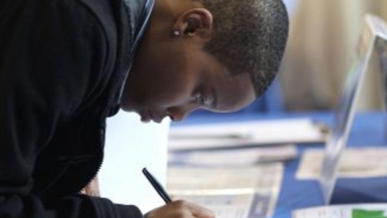 Estados Unidos no se ha recuperado de la pérdida de empleos desde la cri...