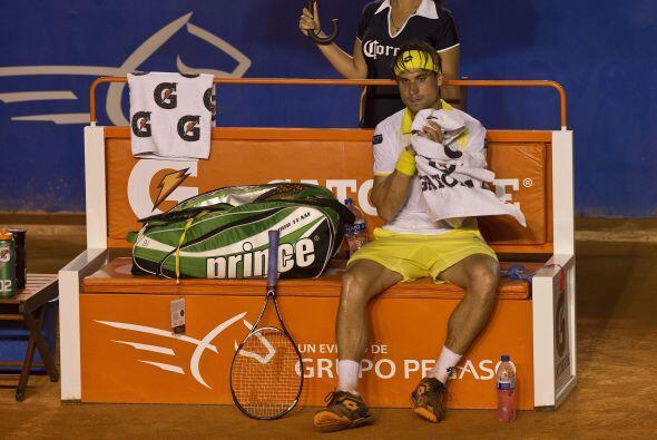 Ferrer busca el tetracampeonato en Acapulco.