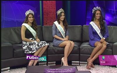 Tres reinas llegan a Rubén & Co.