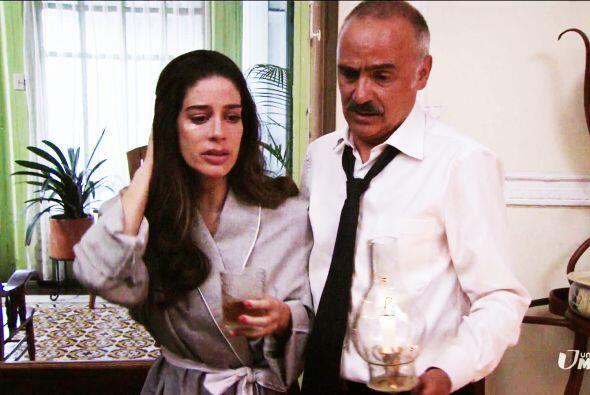 De inmediato, visitó a Agustín para pedirle ayuda y revelarle que se hab...