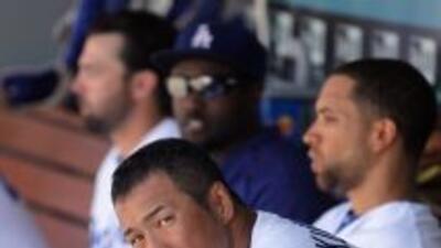 Ni el lanzador de los Dodgers de Los Angeles, Hiroki Kuroda, ni el resto...