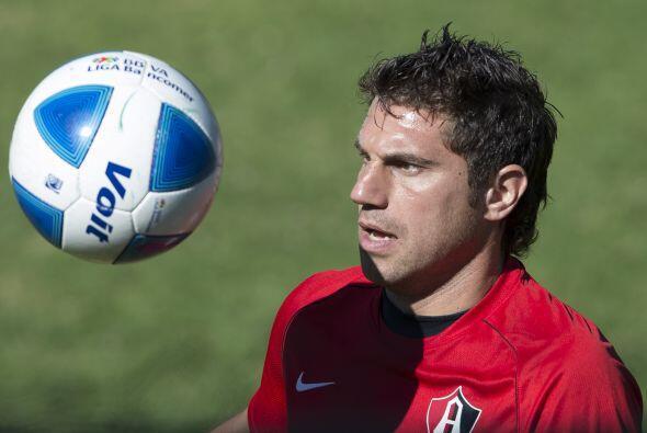 Su contraparte atlista es Leandro Cufré, capitán de los Zo...