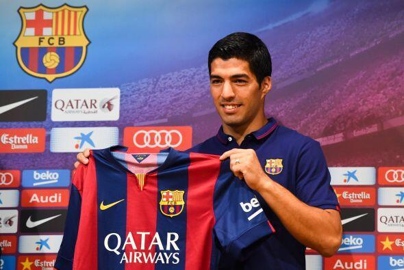 Luis Suárez encabeza el listado de los jugadores más caros del mercado d...