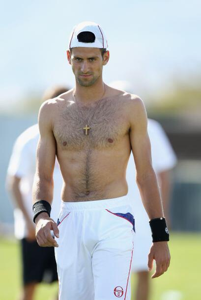 Dos de las mejores raquetas del mundo, Novak Djokovic y Andy Murray, se...