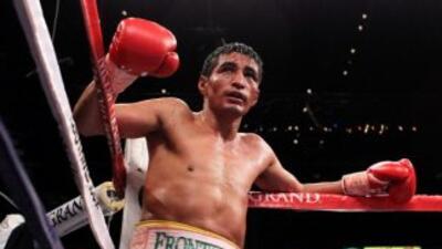 Morales espera que Golden boy cumpla su palabara y le den la revancha co...