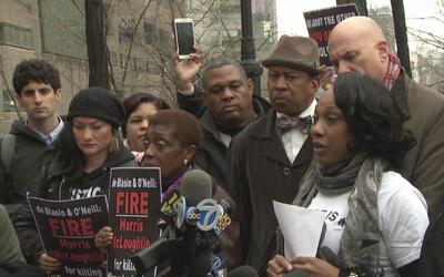 Familiares de Ramarley Graham se declaran molestos por la renuncia del p...