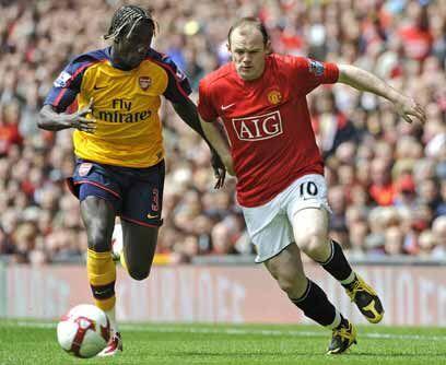 Duelo fatricida en semifinalesEn semifinales, contra el Arsenal, el Manc...