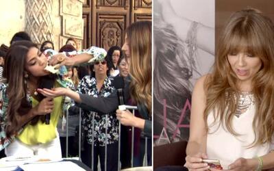 #DAenunMinuto: Thalía está poseída y Francisca tiene ganas de un buen taco