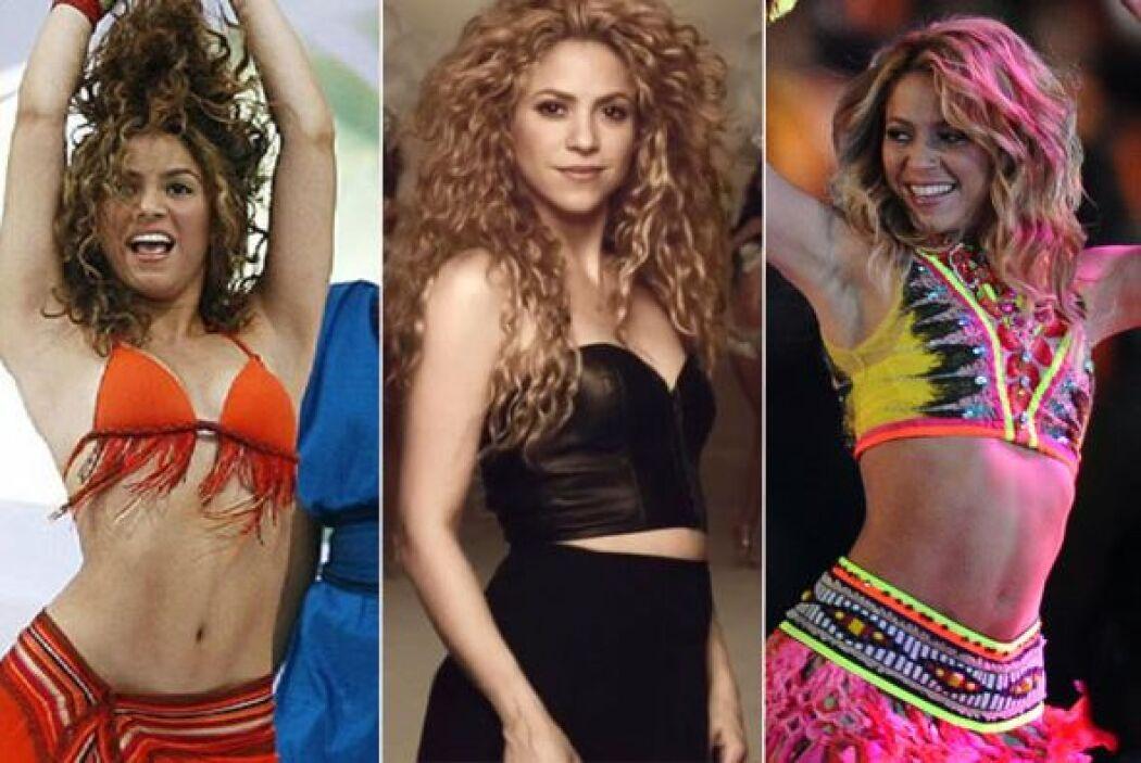¿Preparados para vibrar junto a Shakira en la final del Mundial?Mira aqu...