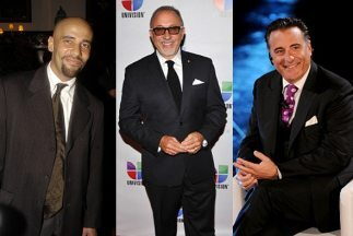 El actor Andy García, el productor musical Emilio Estefan, el dramaturgo...