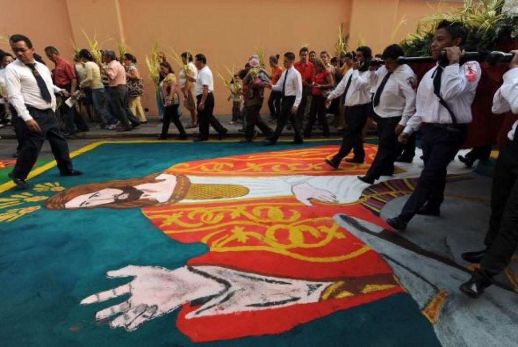 En estas fiestas de Semana Santa, Honduras desplegó alrededor de siete m...