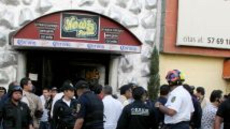 Buscaban diversión en una discoteca de Ciudad de México. Algunos encontr...