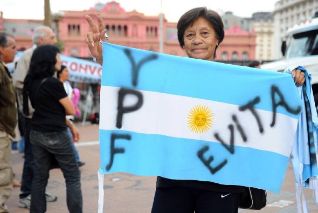 El anuncio de Argentina de expropiar la petrolera YPF se une a la lista...