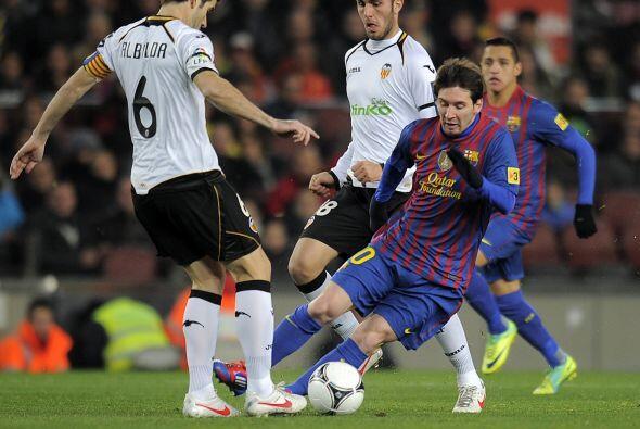 Barcelona encaró el partido de Vuelta de las Semifinales de la Copa del...