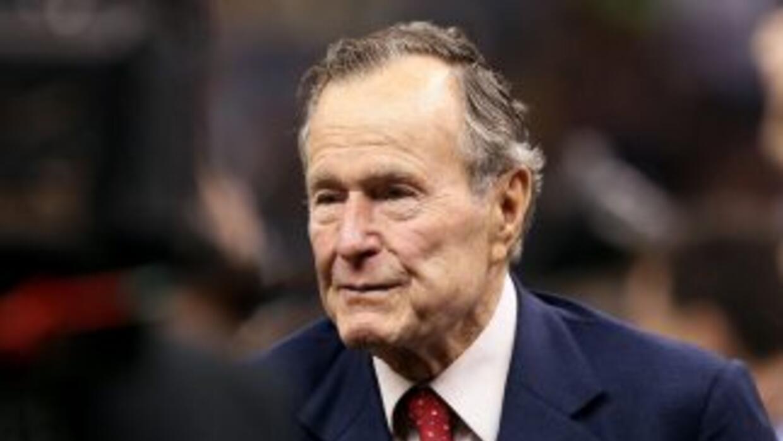 George Herbert Walker Bush fue el cuadragésimo primer presidente de EEUU...
