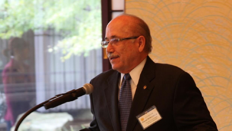 Ha sido cónsul honorario del Japón en Puerto Rico desde febrero de 1997.