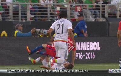 El juego sucio de la Copa América Centenario