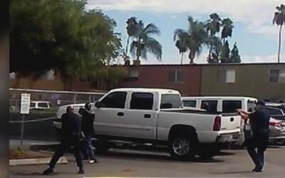 Muere otro hombre negro en manos de la policía en California