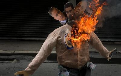 Venezolanos escogieron al presidente Nicolás Maduro para su tradicional...