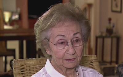 """Juanita Castro: """"Me han maltratado por el odio que han sentido contra Fi..."""