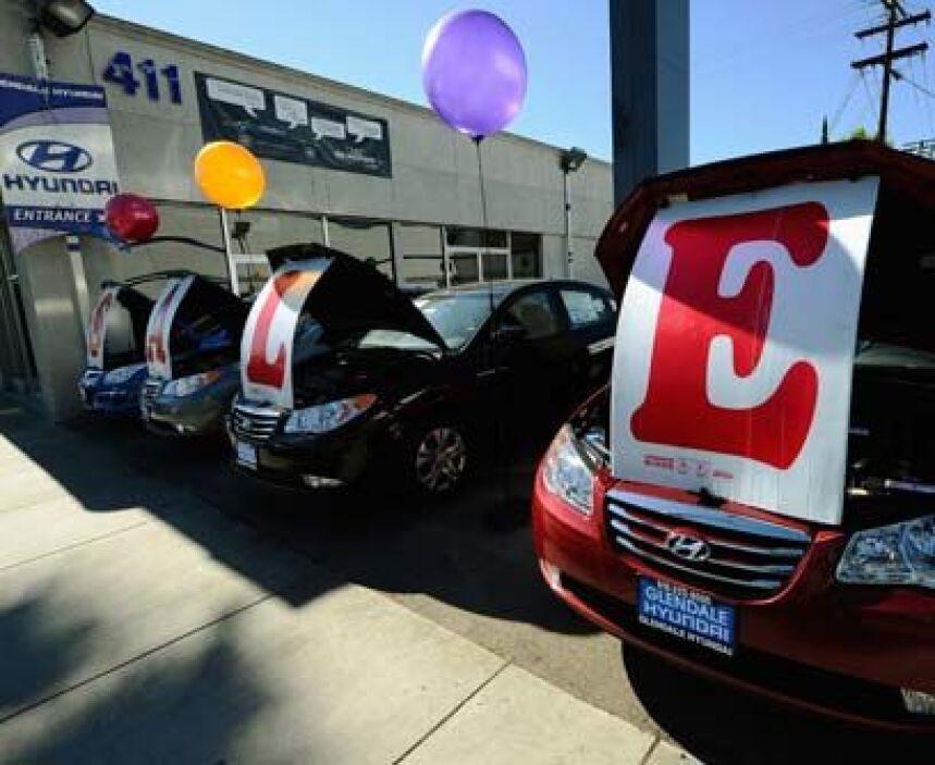 HyundaiLa marca surcoreana elevó sus ventas durante 2010 gracias a la re...