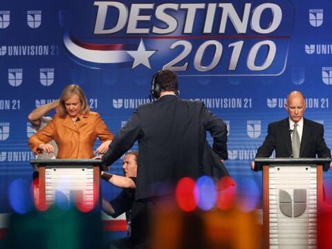 Los debates son toda una institución en la política nortea...