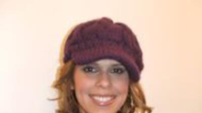 Carina García  nos contó cómo fue su primer beso.