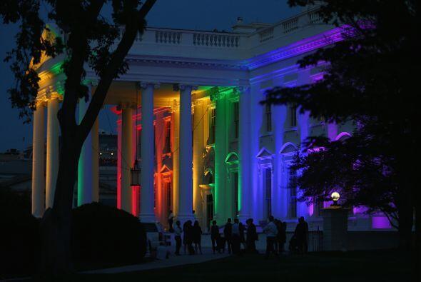 Hasta ahora el matrimonio homosexual era legal en 37 estados, más el Dis...