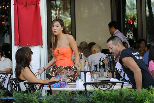 Alejandra Guzmán es una mujer muy unida a su familia y cada que p...
