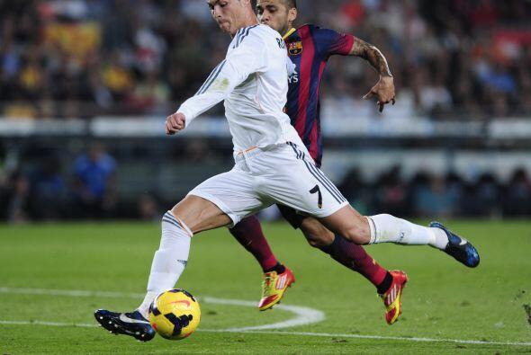 En la segunda parte el Real Madrid mejoró mucho con la entrada de Illarr...