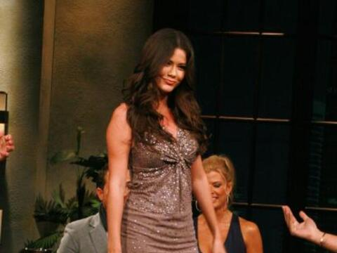 Nuestra Belleza Latina 2010 hizo vibrar a los canes con su visita