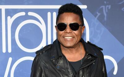 Tito Jackson, miembro original de los Jackson 5 y hermano del fallecido...