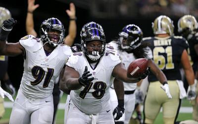 Pretemporada S4: Ravens 23-14 Saints