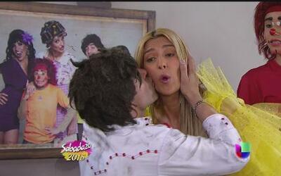 Juliana Rodriguez le pone sabor a una familia sin suerte