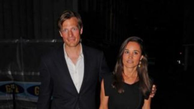 La hermana de la duquesa Catalina de Cambridge, Pippa Middleton, podría...