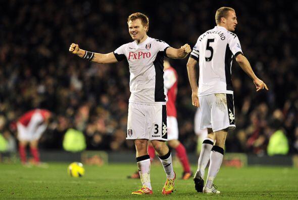 Gran voltereta para el Fulham, que acabó imponiéndose por...