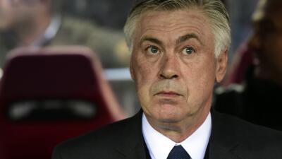 El Real Madrid destituye a Carlo Ancelotti