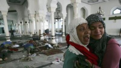 El terremoto del 26 de diciembre de 2004, registrado en el Océano Indico...