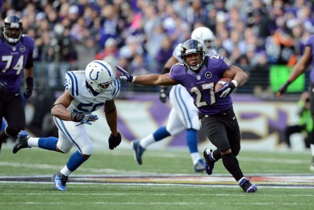 Los Ravens tendrán un difícil enfrentamiento ante los Broncos en los pla...
