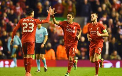 Liverpool goleó al United